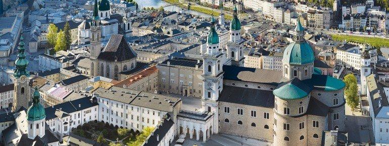 Residenz und Dom - das ehemalige Zentrum der Macht