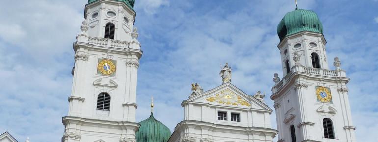Den Eingang zum Museum findest du im Passauer Dom.