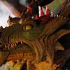 Ausgefeilte Gesichtsmimik lässt den Drachen zum Mitspieler werden.