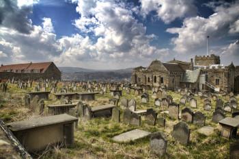 St. Mary's Church und der Friedhof sind rund 900 Jahre alt.