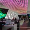 Mittels Projektionen, Audio- und Videopräsentationen wird die Geschichte und Zukunft Dubais gezeigt.