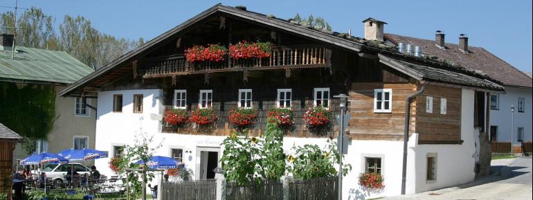 Das Emerenz-Meier-Haus ist sowohl Museum als auch Gasthaus.