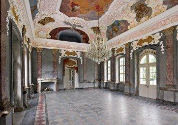 Der Marmorsaal.