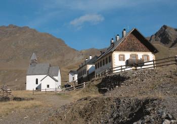 Der Schneeberg auf 2.355 m Höhe