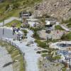 Beim Erlebnispark Vider Truja dreht sich alles um das Thema Wasser.