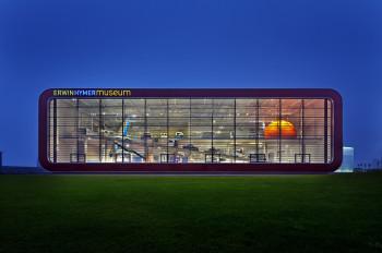 In dem 6.000 Quadratmeter großen Museum wird die Kulturgeschichte des Caravanings gezeigt.