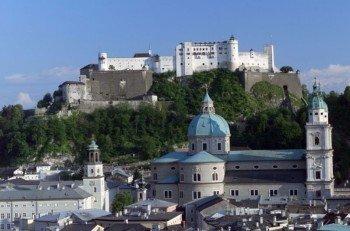 Über 900 Jahre alte Festung