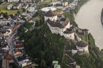 Die Festung Kufstein ist eines der bedeutendsten Denkmäler in ganz Tirol.