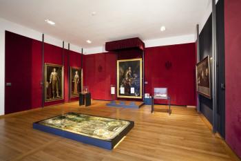 Ausstellung des Museums