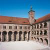 der Festung Plassenburg