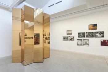 Ausstellungsansicht Ausstellung Taiyo Onorato & Nico Krebs – Eurasia
