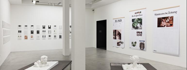 SITUATIONS/Faktisch Ausstellungsansicht