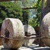 Kretische Olivenmühle