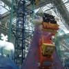 Die Spongebob Schwammkopf Achterbahn im Nickelodeon Universe