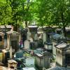 Über eine Million Menschen liegen hier am größten Friedhof Paris begraben.