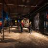 Die Ausstellungen und Projektionsshows wechseln regelmäßig.