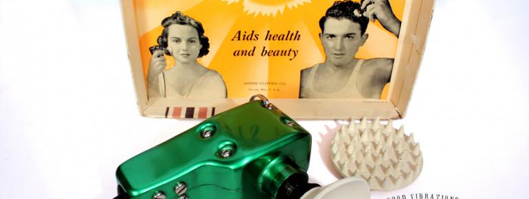 Vibrosage - wurde nicht nur wie in der Abbildung gezeigt benutzt ;-)