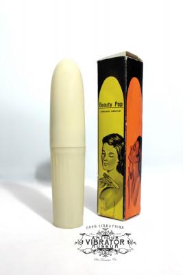Schon etwas handlicher und ohne Kabel: Der Beauty Pop. Die Verpackung täuscht etwas über die tatsächliche Verwendungsweise hinweg ;-)