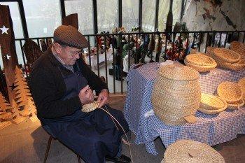 Besonderer Stellenwert wird bei der Granitweihnacht Hauzenberg der traditionellen Handwerkskunst eingeräumt