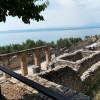Die riesige Anlage gehörte vermutlich dem alten Patrizier-Geschlecht der Gens Valeria.