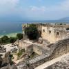 Insgesamt umfasste die römische Villa 3 Stockwerke.