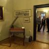 """In der Dauerausstellung """"historische Musikinstrumente"""" befinden sich unter Anderem Streich-, Zupf-, Blas- und Tasteninstrumente aus Händels Zeit."""