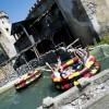 River Rafting auf dem Rio Dorado im Themenbereich Spanien.