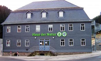 Das einstige Gasthaus in Goldisthal beherbergt heute eine umfangreiche Ausstellung.