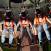 """Der Gyro Drop Tower""""Scream"""" hat eine Fallhöhe von 71 Metern."""