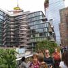 Entlang der High Line kannst du auch moderne Architektur bestaunen.
