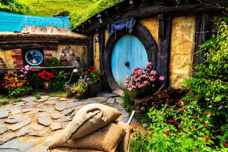 Mittelerde Karte Komplett.Hobbiton Hobbingen Im Auenland Ausflugsziele Hinuera Matamata