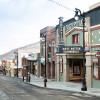 Die historische Main Street in Park City.