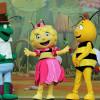 Für die kleinen gibt es lustige Shows mit BIENE MAJA und Co.