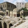 Marktplatz und das türkische Bad