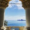 Absolut einmalig ist die Aussicht von der Terrasse der Villa auf den Gardasee