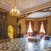 Der Rittersaal im Jagdschloss Granitz