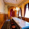Der Speisesaal im Jagdschloss Granitz