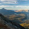 Whistlers Mountain liegt im Jasper-Nationalpark.