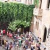 Größte Attraktion in Verona: Wer Julias Haus besucht, der ist dort immer von vielen Touristen umgeben.