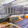 Im Jump House Hamburg-Poppenbüttel erwarten dich 5.500 Quadratmeter Action.