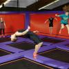 Beim FreeJUMP kannst du deine Sprungtechniken verbessern.