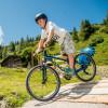 Der Bikespielplatz bietet spannende Erlebnisse.