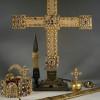 In der Weltlichen Schatzkammer findest du die Insignien des Heiligen Römischen Reiches.