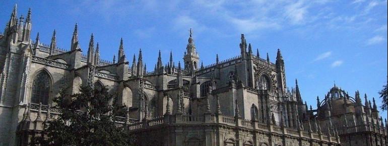 Außenansicht der Kathedrale