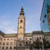 Die Domkirche St. Peter und Paul in Klagenfurt zählt zu den bedeutendsten protestantischen Kirchenbauten in Österreich.