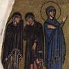 Eines der Mosaike in der Kirche