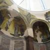 Die Mosaike in der Kuppel