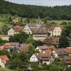 Die Anlage ist eines der besterhaltenen Zisterzienserklöster in Süddeutschland und liegt idyllisch in einem Tal.