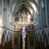 Der Innenraum der Zisterzienserkirche