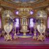 """Im Obergeschoss des Königshauses gibt es einen """"Türkischen Saal""""."""